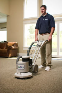 Chem-Dry carpet cleaner